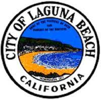 City of Laguna Beach California USA