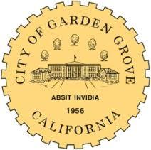 City of Garden Grove California USA