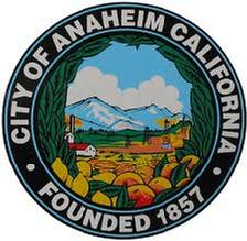 City of Anaheim California USA