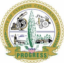 City of Cypress California USA
